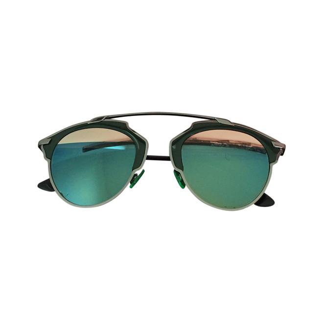 tweedehands Dior Zonnebril