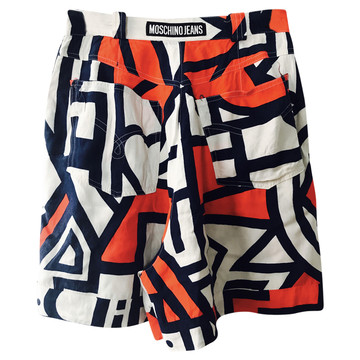 Tweedehands Moschino Shorts