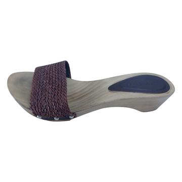 Tweedehands Strenesse Platte schoenen