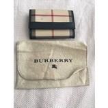 tweedehands Burberry Portemonnee