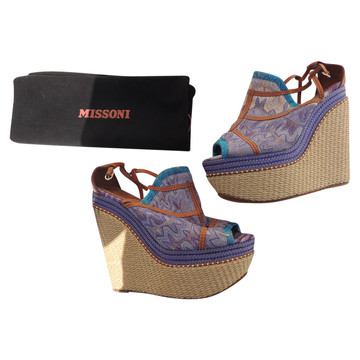 Tweedehands Missoni Sleehakken