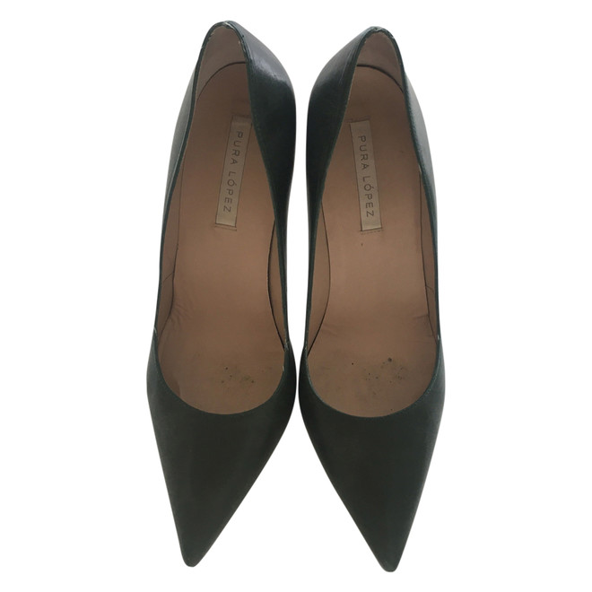 tweedehands Pura López Pumps