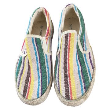 Tweedehands Manoush Platte schoenen