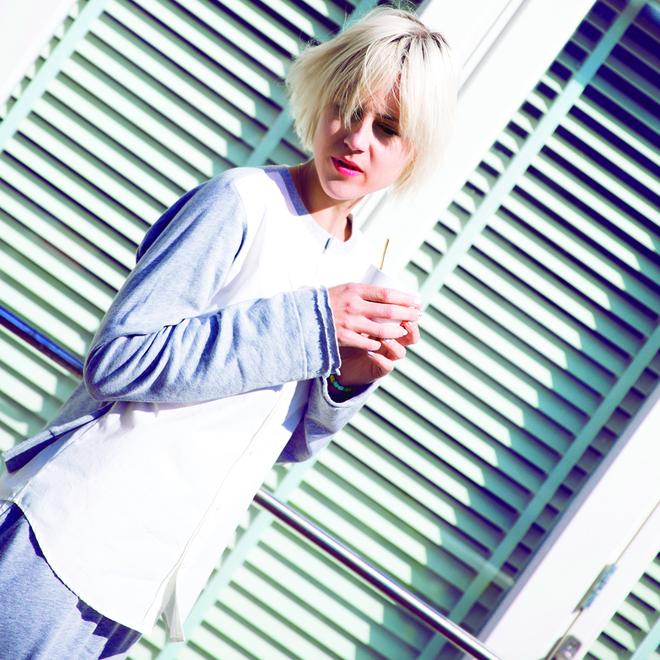 tweedehands Yohji Yamamoto Blouse