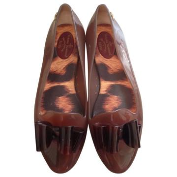 Tweedehands Vivienne Westwood Platte schoenen