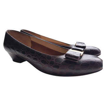 Tweedehands Salvatore Ferragamo Pumps