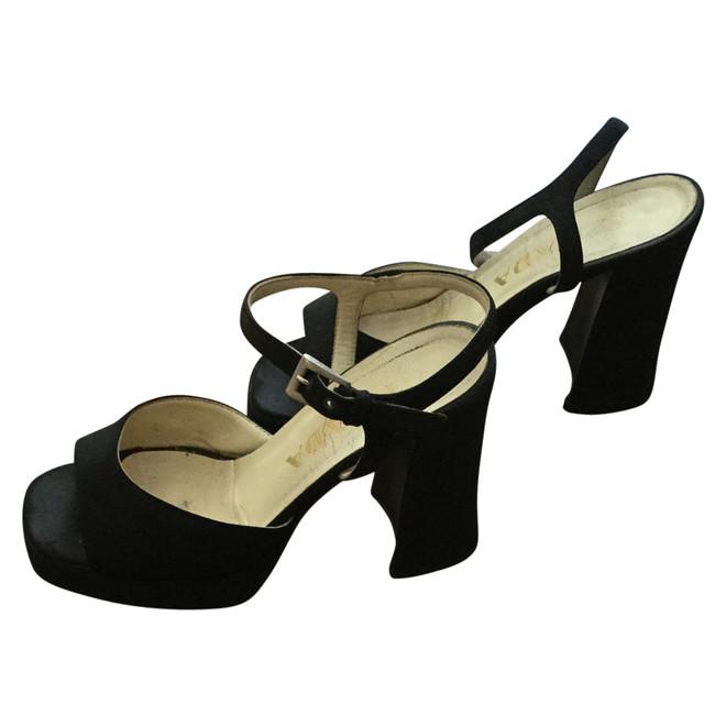 prada heels the next closet