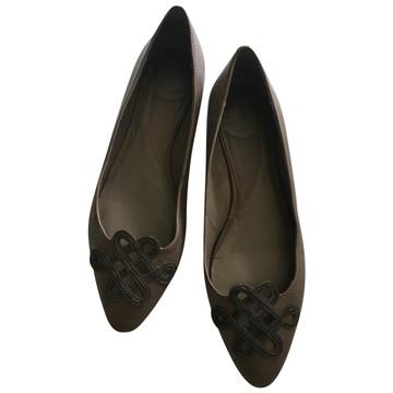 Tweedehands Diane v. Furstenberg Platte schoenen
