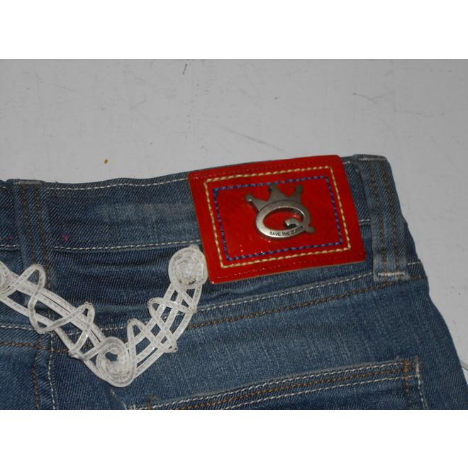 tweedehands Save the Queen Jeans