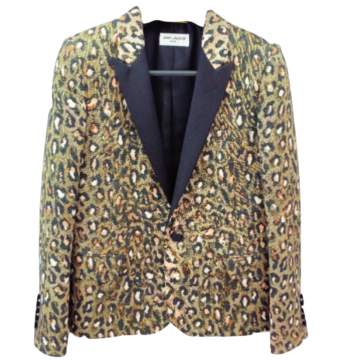 Tweedehands Saint Laurent Paris Blazer