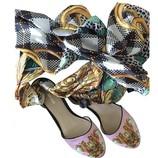 tweedehands Cavalli Platte schoenen