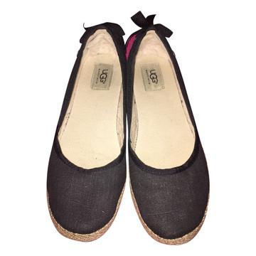 Tweedehands Uggs Platte schoenen