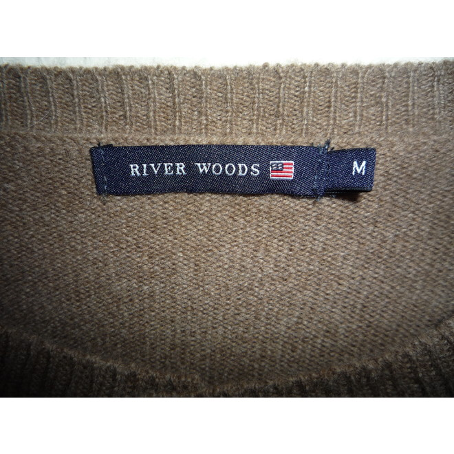 tweedehands River Woods Vest