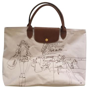 Tweedehands Longchamp Shopper