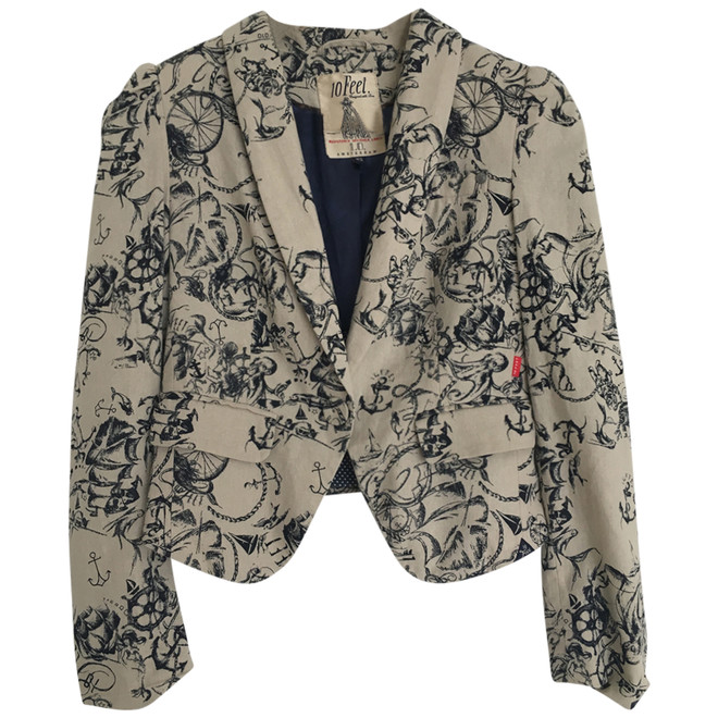 tweedehands 10 Feet Blazer