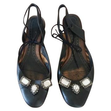Tweedehands Barbara Bui Platte schoenen