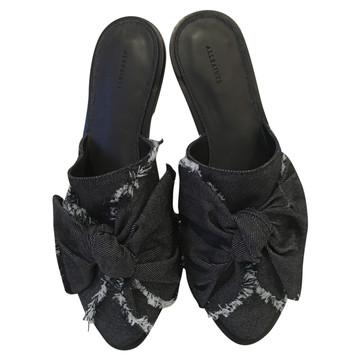 Tweedehands All Saints Platte schoenen