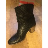tweedehands Ab Donkers Ankle boots
