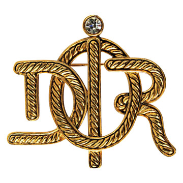 Tweedehands Christian Dior Broche