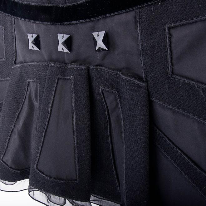 tweedehands Louis Vuitton Rok