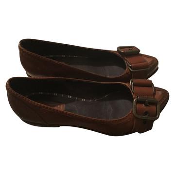 Tweedehands Diesel Flache Schuhe