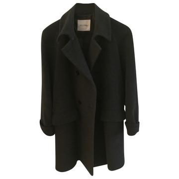 Tweedehands American Vintage Jacke oder Mantel