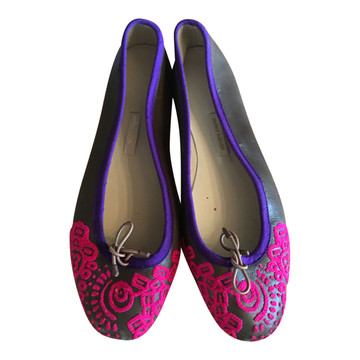 Tweedehands Meher Kakalia Platte schoenen