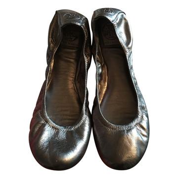 Tweedehands Tory Burch Platte schoenen