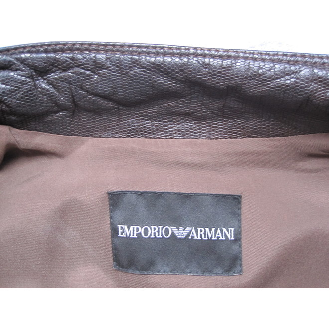 tweedehands Armani Coat