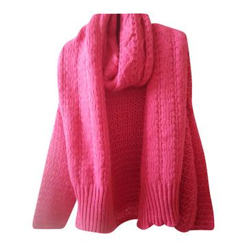 Tweedehands Essentiel Trui met sjaal