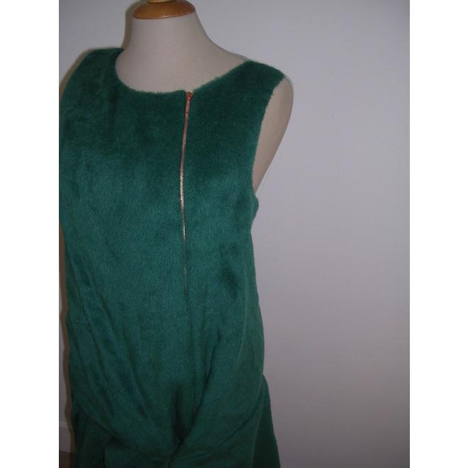 tweedehands Ilja Visser Midi jurk