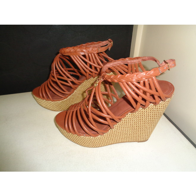 tweedehands Monique Collignon Wedges