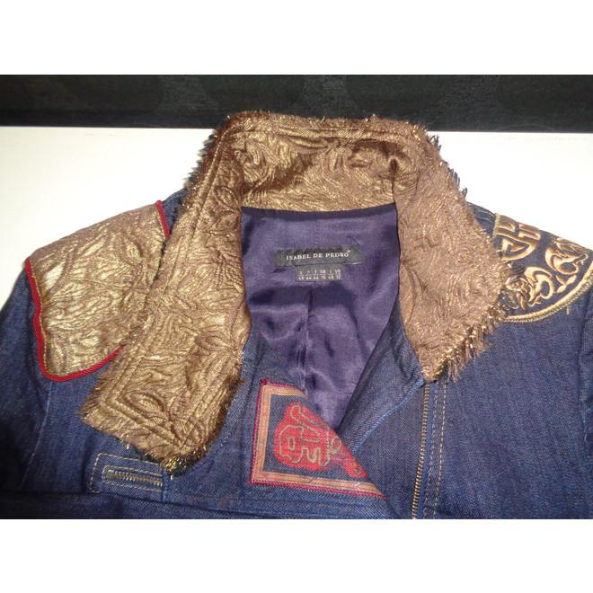 tweedehands Isabel de Pedro Jacke oder Mantel