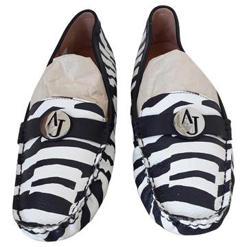 Tweedehands Armani Platte schoenen