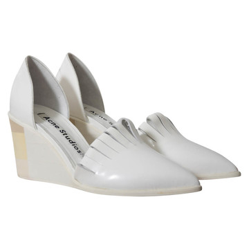 Tweedehands Acne Pumps