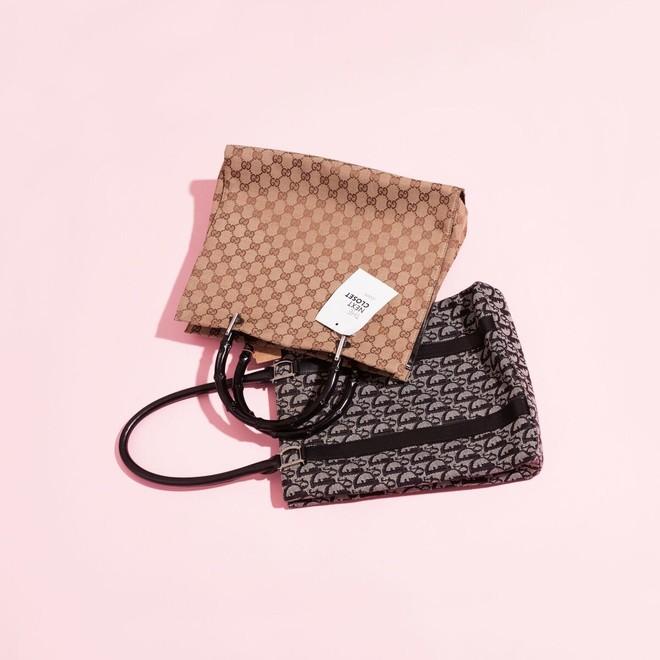 tweedehands Christian Dior Handtasche
