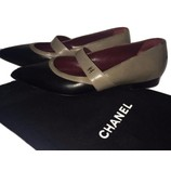 tweedehands Chanel Flache Schuhe