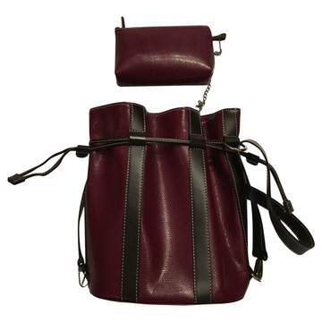 Tweedehands Lancel Paris Schoudertas