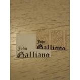 tweedehands John Galliano Shoulderbag