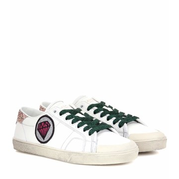 Tweedehands Saint Laurent Paris Sneakers