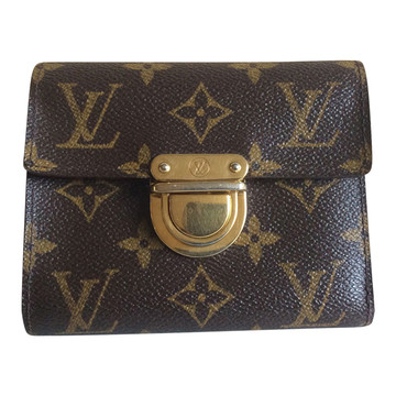 Tweedehands Louis Vuitton Portemonnee