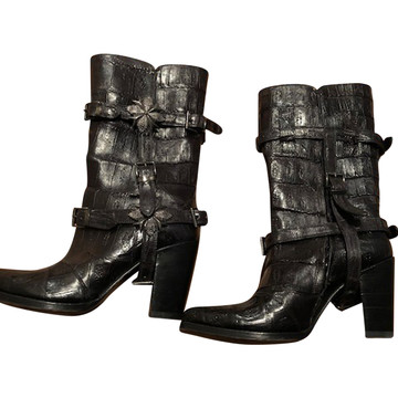 Tweedehands Gianni Barbato Stiefel