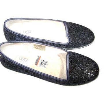 Tweedehands Ugg Flache Schuhe
