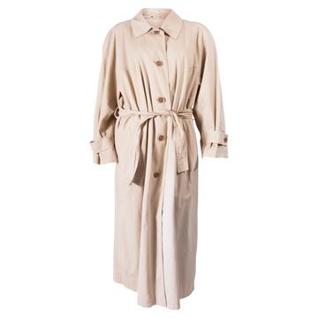 Tweedehands Vintage Trenchcoat