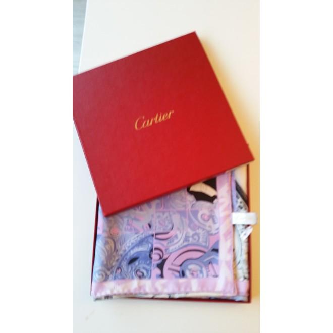 tweedehands Cartier Scarf