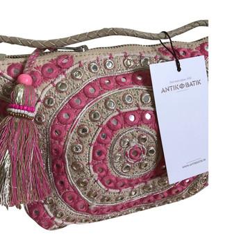Tweedehands Antik Batik Umhängetasche