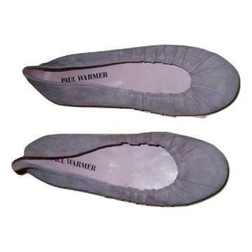 Tweedehands Paul Warmer Flache Schuhe