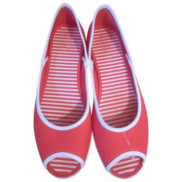 Tweedehands Lacoste Platte schoenen