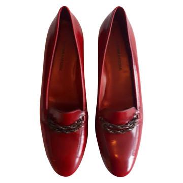 Tweedehands Costume National Platte schoenen
