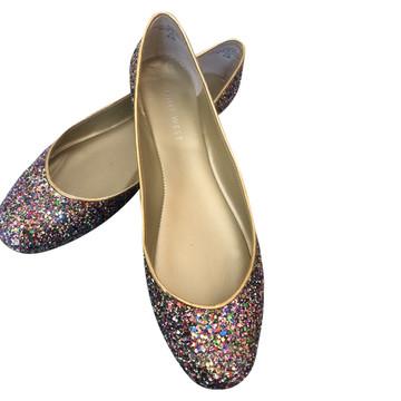 Tweedehands Nine West Platte schoenen